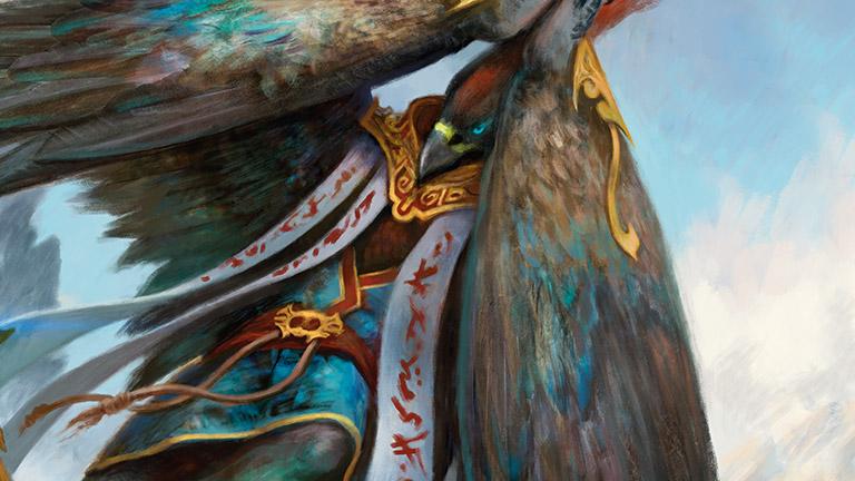 Ishai, Ojutai Dragonspeaker