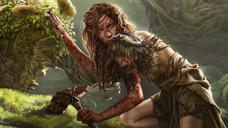 血を蒔く者、ターナ