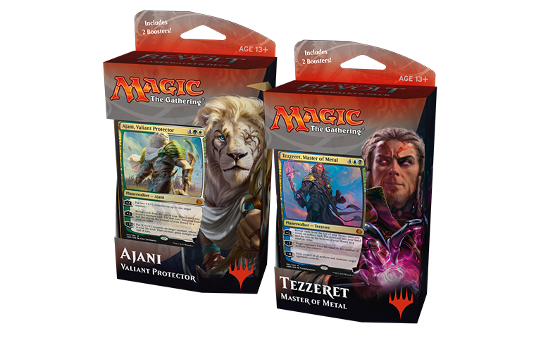 Aether Revolt | MAGIC: THE GATHERING Planeswalker Aether Revolt