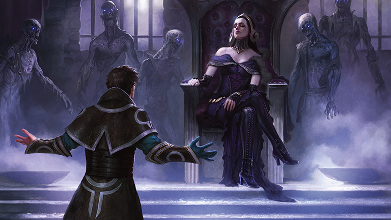 Episode 08: Liliana's Indignation