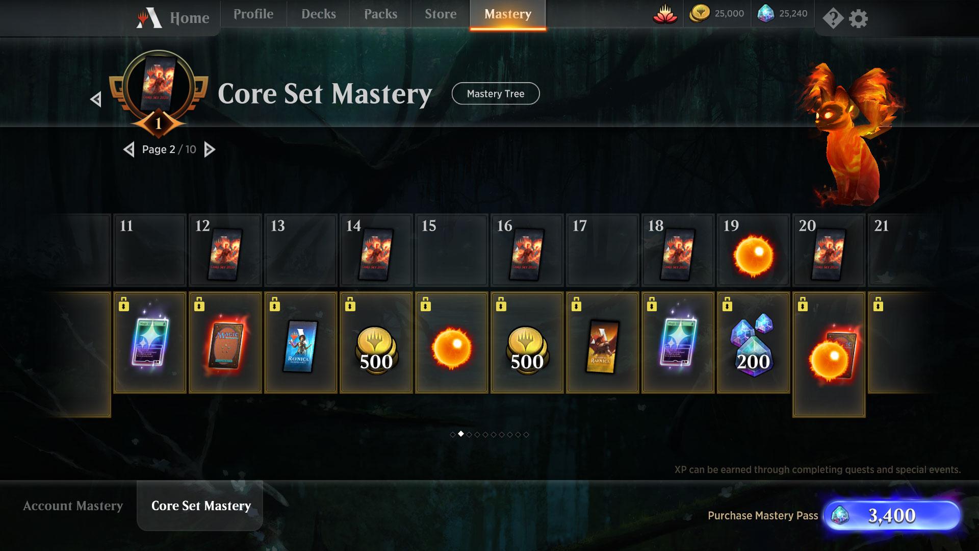 MTG Arena - Mastery Pass | MAGIC: THE GATHERING
