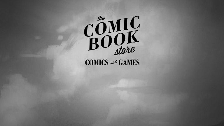 The Comic Book Store