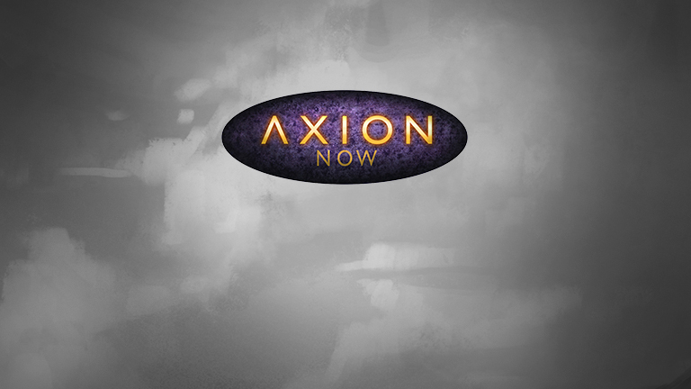 Axion Now