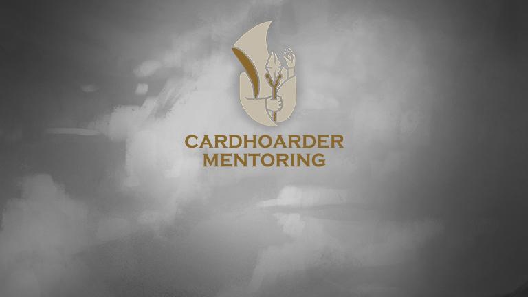 Cardhoarder Mentoring
