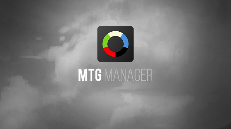 MTG Manager