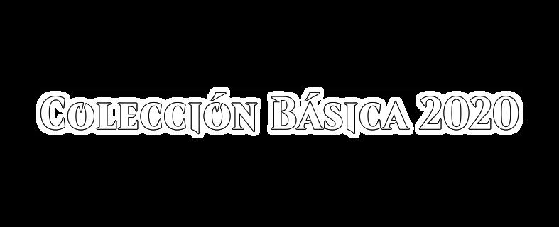 Colección básica2020