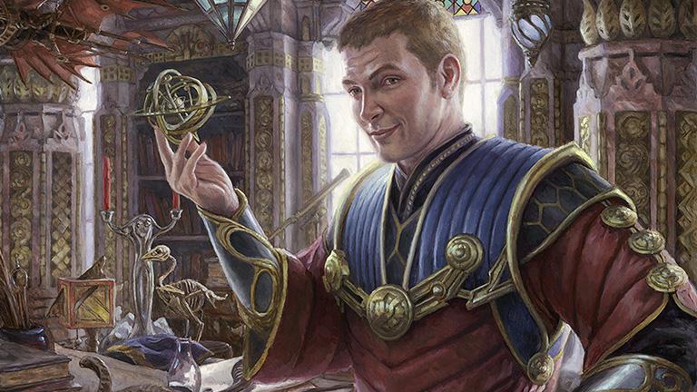 Tawnos, Urza's Apprentice