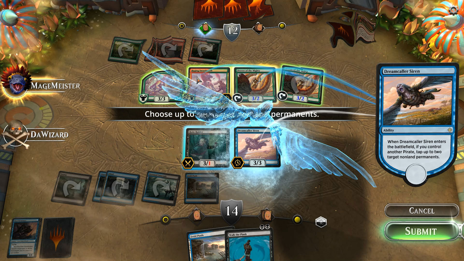 Dreamcaller Magic Gathering Arena