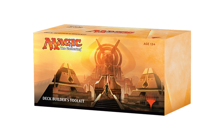 MTG: Amonkhet Deck Builders Toolkit -  Wizards of the Coast