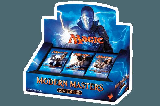 modern masters 2017 edition