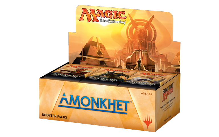 MTG: Amonkhet Booster -  Wizards of the Coast