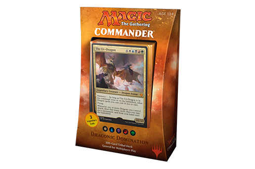 MTG: Commander 2017 (T.O.S.) -  Wizards of the Coast