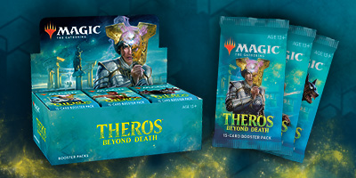 MTG: Theros Beyond Death Booster -  Wizards of the Coast