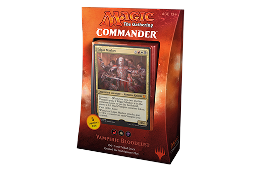 Commander Edición 2017 Magic The Gathering