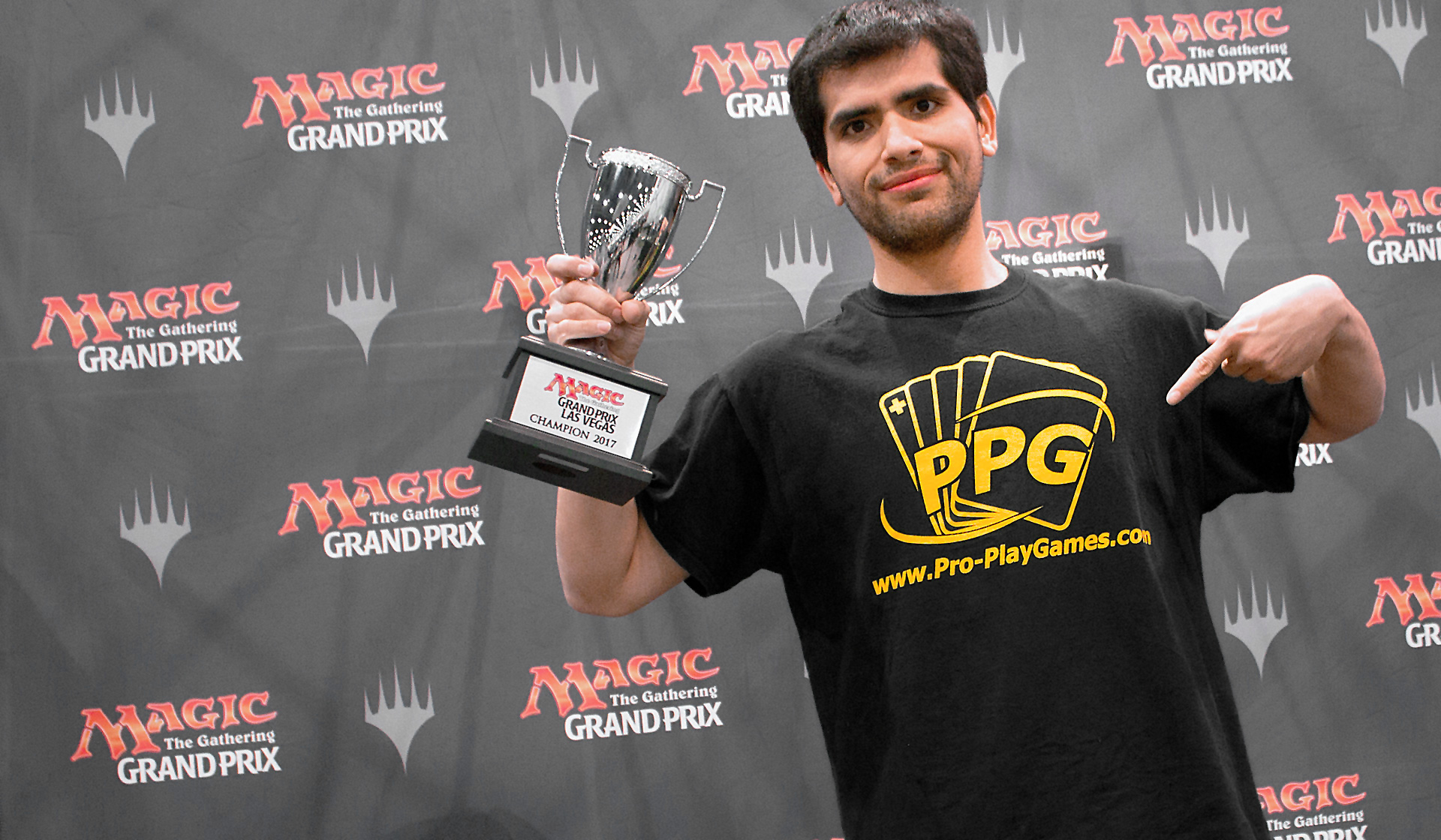Events: Grand Prix Las Vegas 2017 Legacy