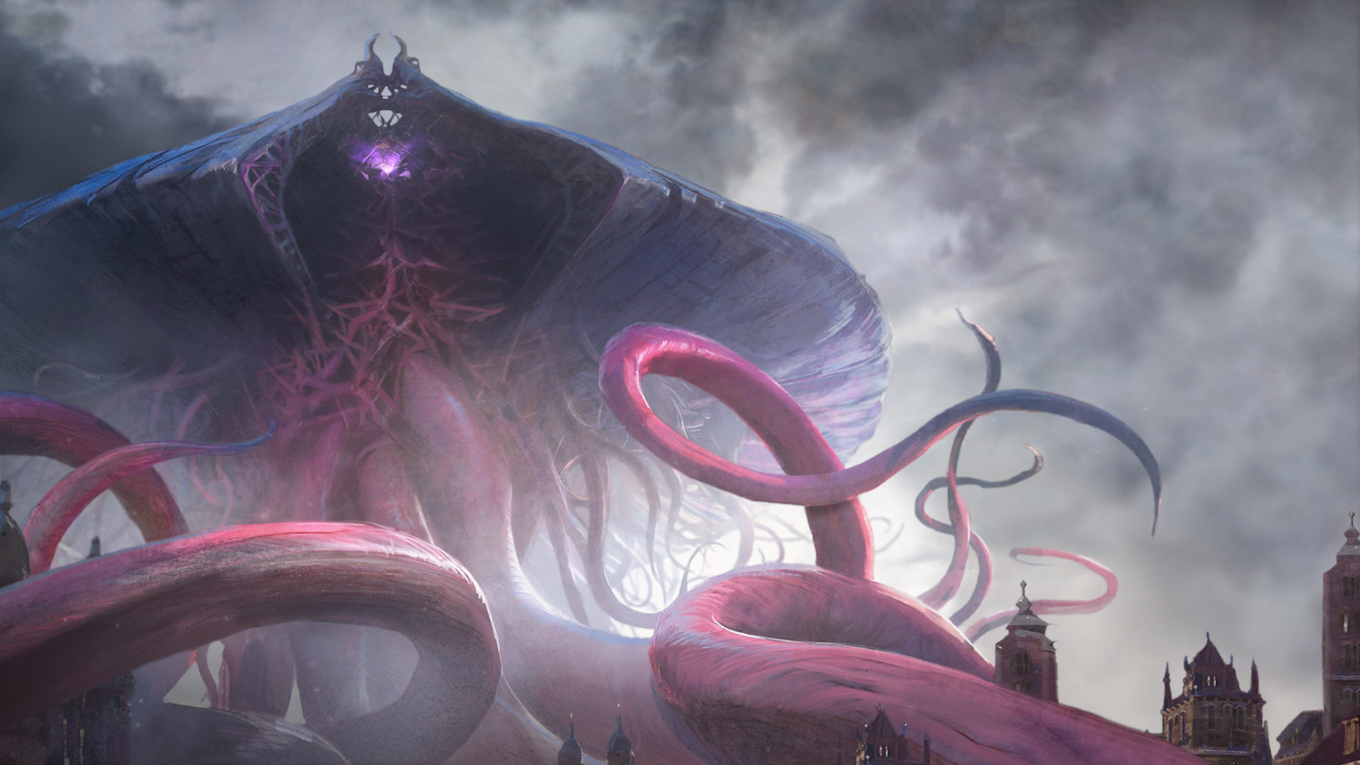 Access magic eldritch moon episode 1 magic the gathering - Eldritch wallpaper ...