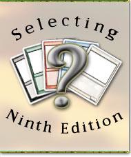 Selecting Ninth Edition
