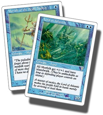Merfolk of the Pearl Trident / Lord of Atlantis
