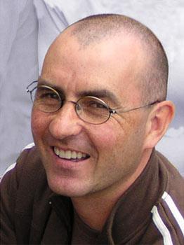 Warren Mahy