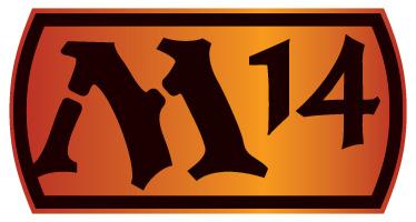 Magic 2014 Core Set Expansion Symbol