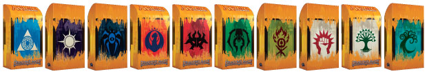 Dragon's Maze Guild Prerelease Packs