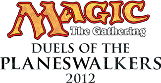 Duels of the Planeswalkers 2012 Logo