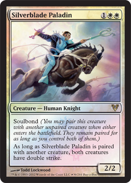 Silverblade Paladin