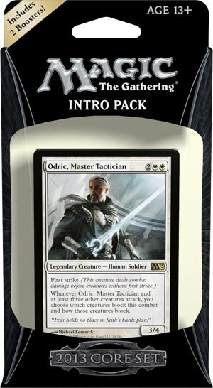 Magic 2013 Intro Pack