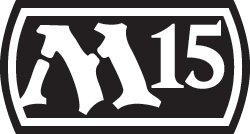 Magic 2015 Expansion Symbol