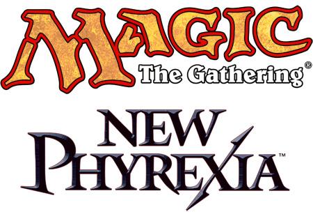 New Phyrexia logo