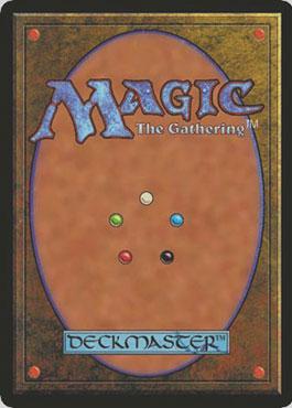 Magic-Rückseite