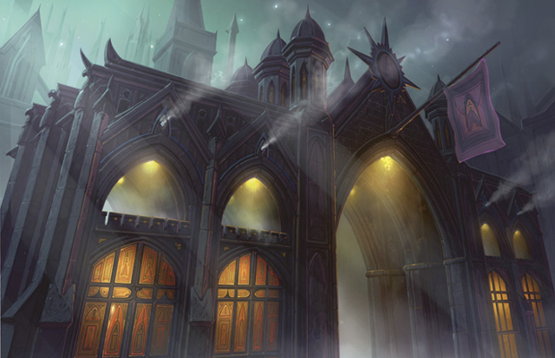 Designing For Orzhov Magic The Gathering There are four versions of orzhov guildgate, all depicting the same place from different point of views. designing for orzhov magic the gathering