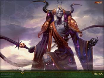 Erebox, God of the Dead