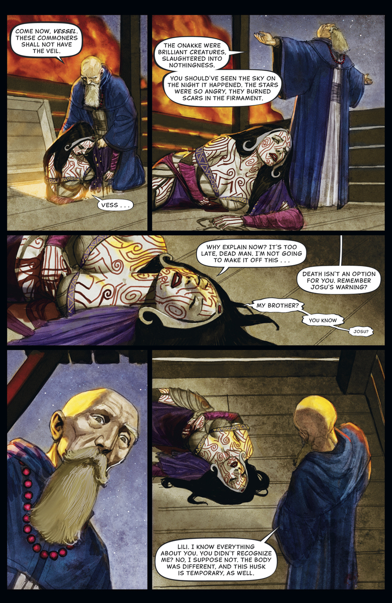 The Raven's Eye, Part 3: Page 6