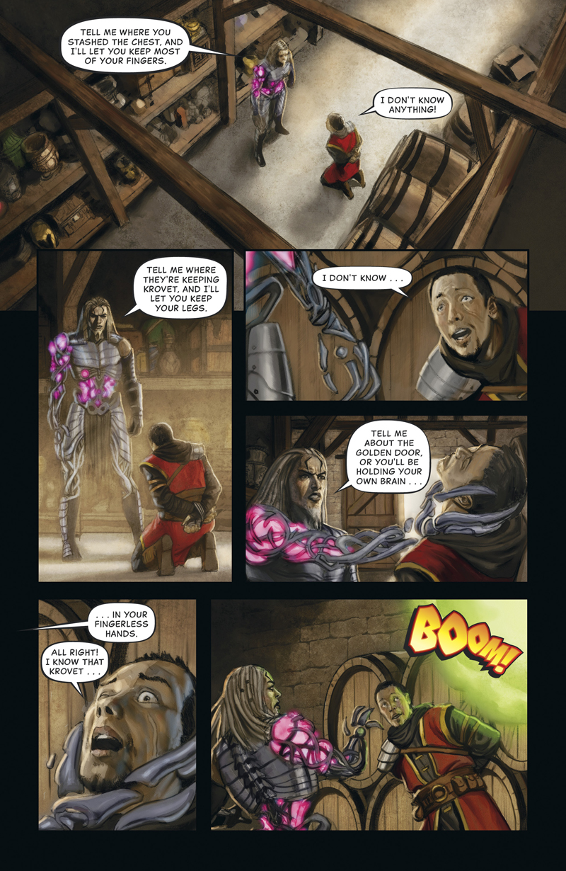 Dark Discoveries, Part 1: Page 2