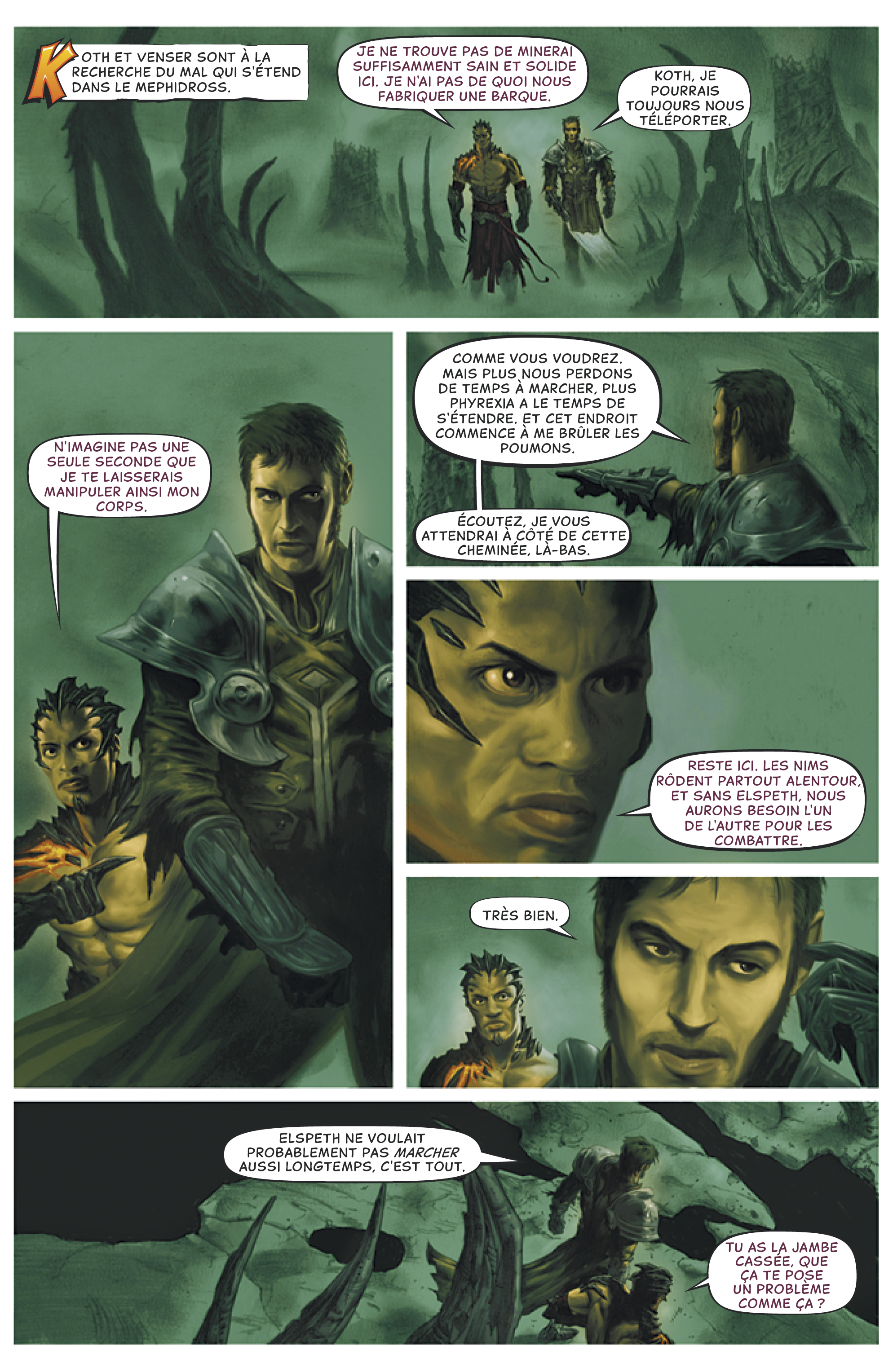 Scarred, Part 2: Page 2