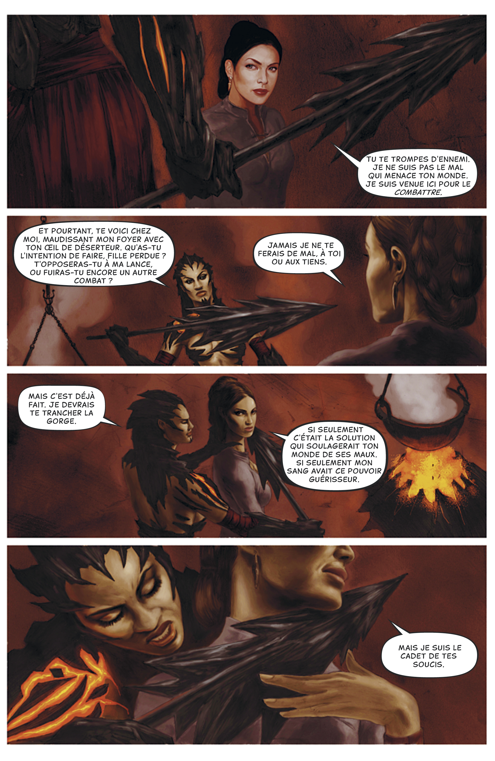 Scarred, Part 2: Page 5