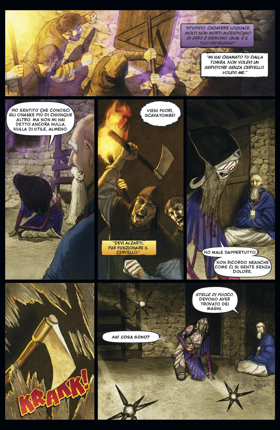 The Raven's Eye, Part 3: Page 3