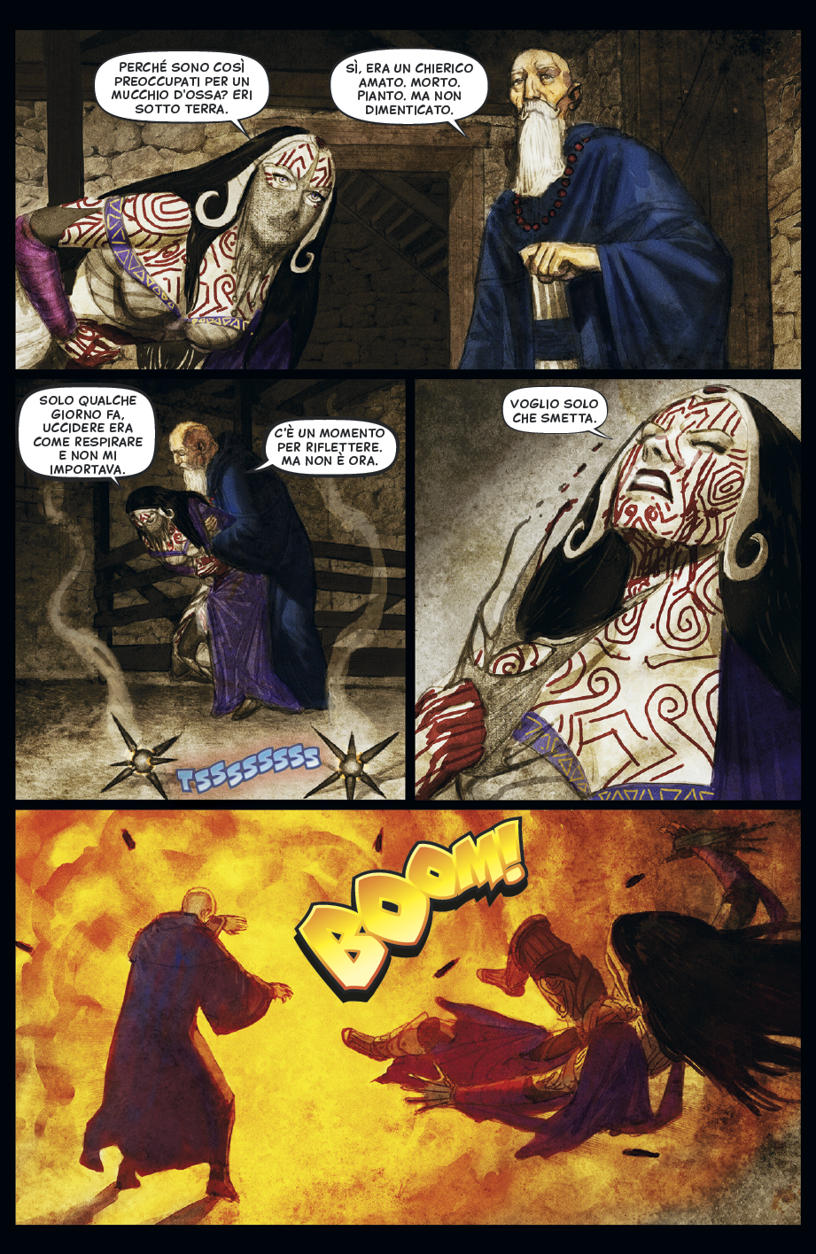 The Raven's Eye, Part 3: Page 4