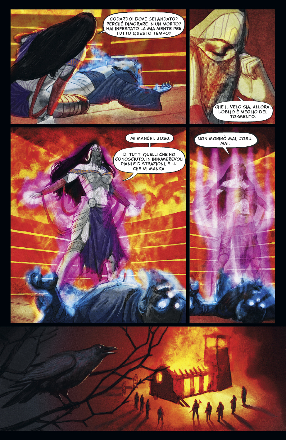 The Raven's Eye, Part 3: Page 8