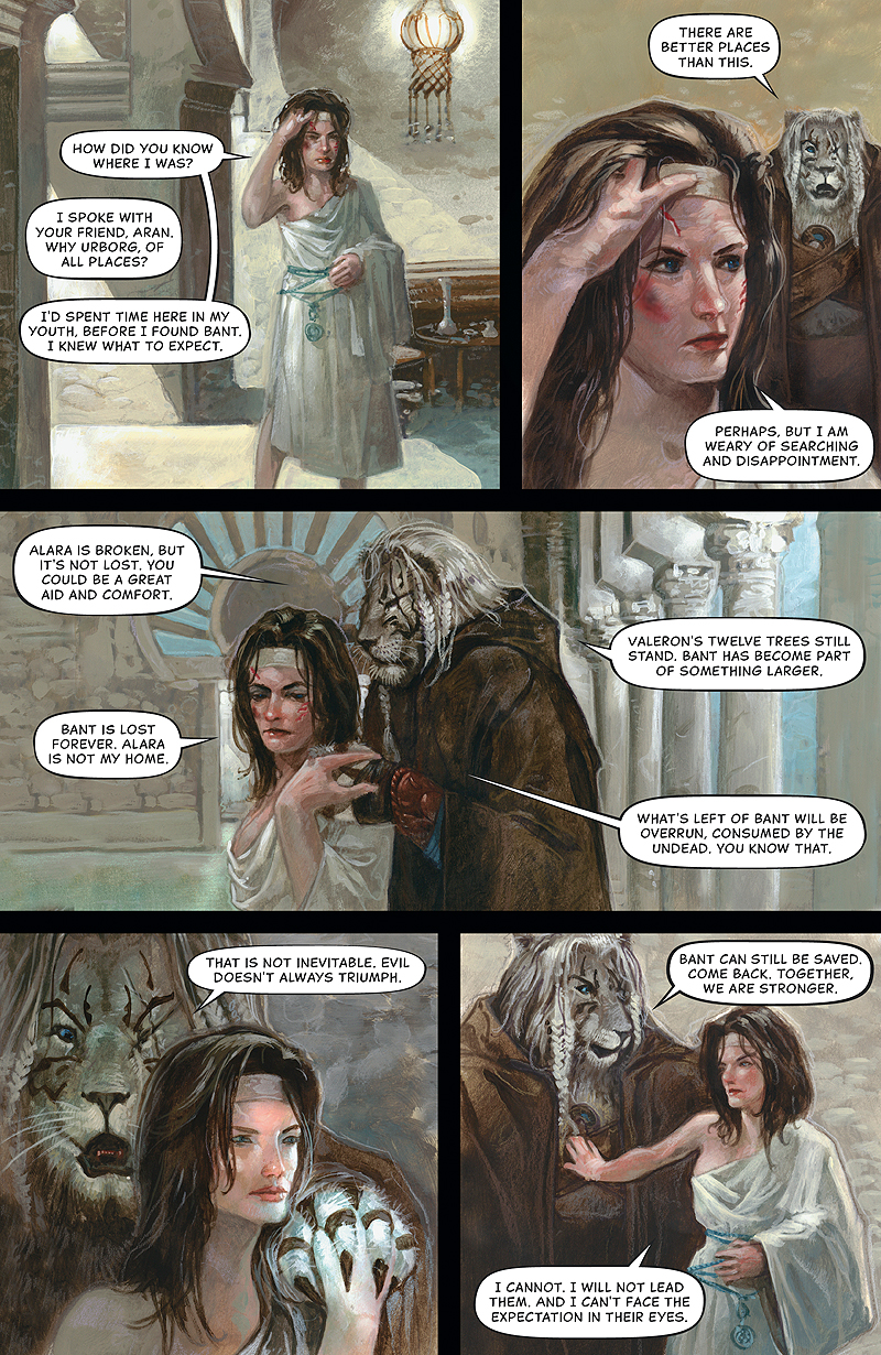 Gathering Forces, Part 1: Page 6