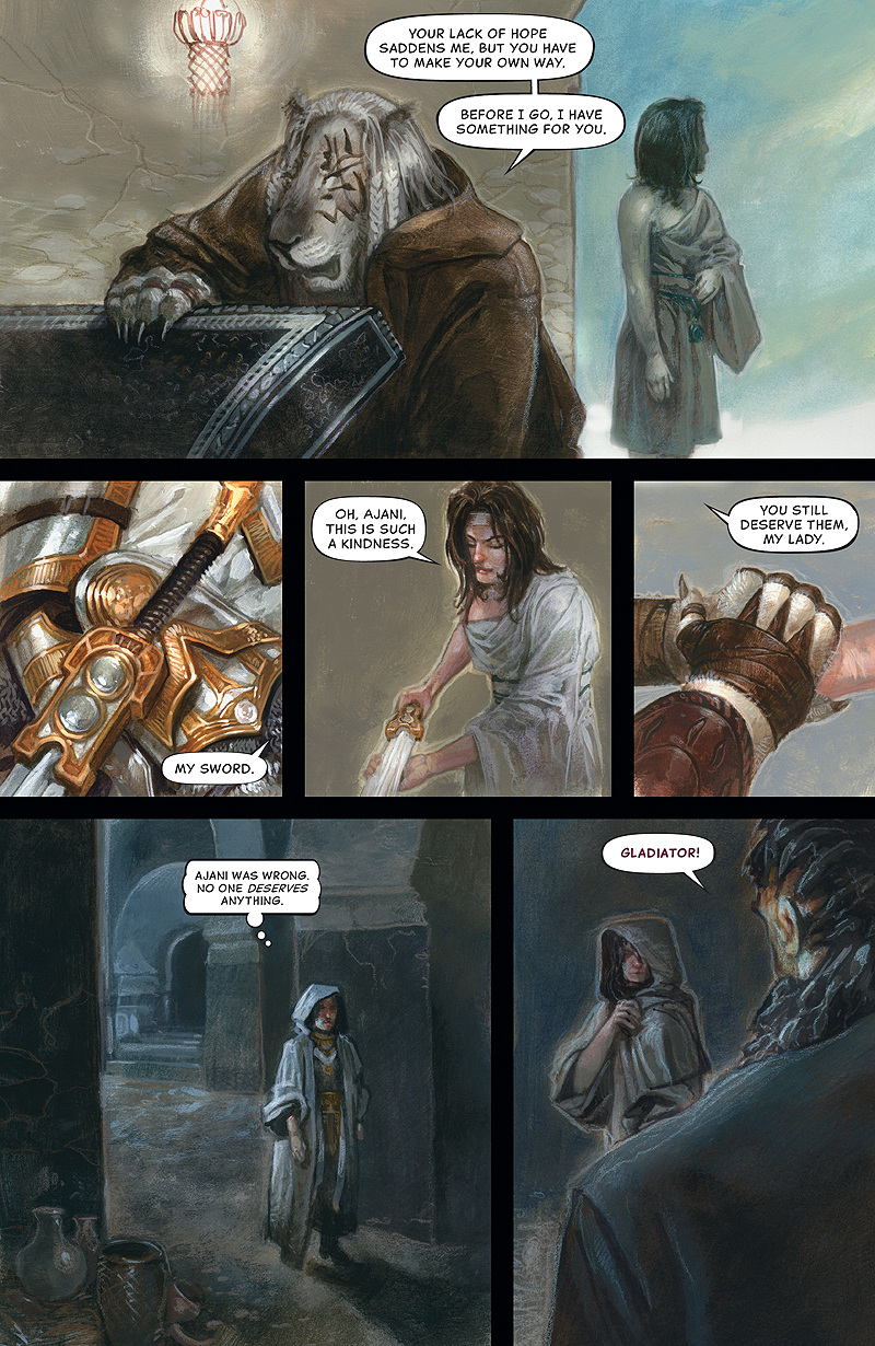 Gathering Forces, Part 1: Page 7