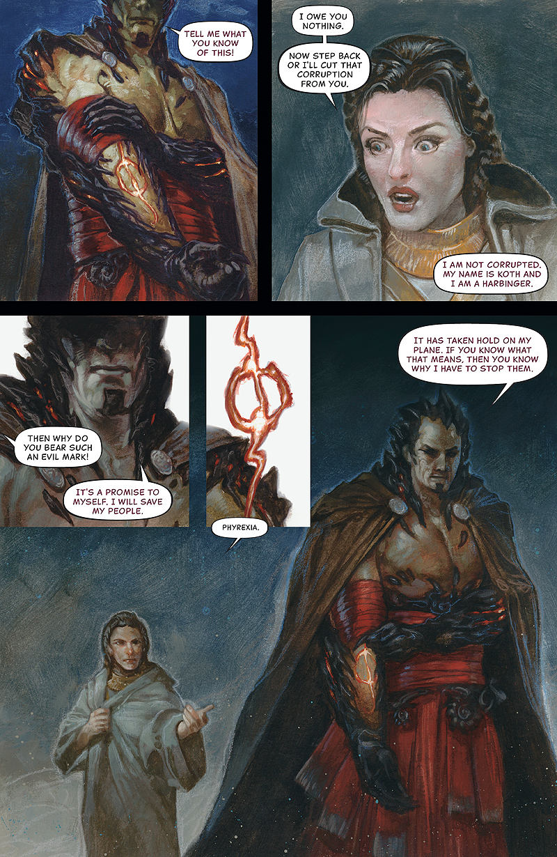 Gathering Forces, Part 1: Page 8