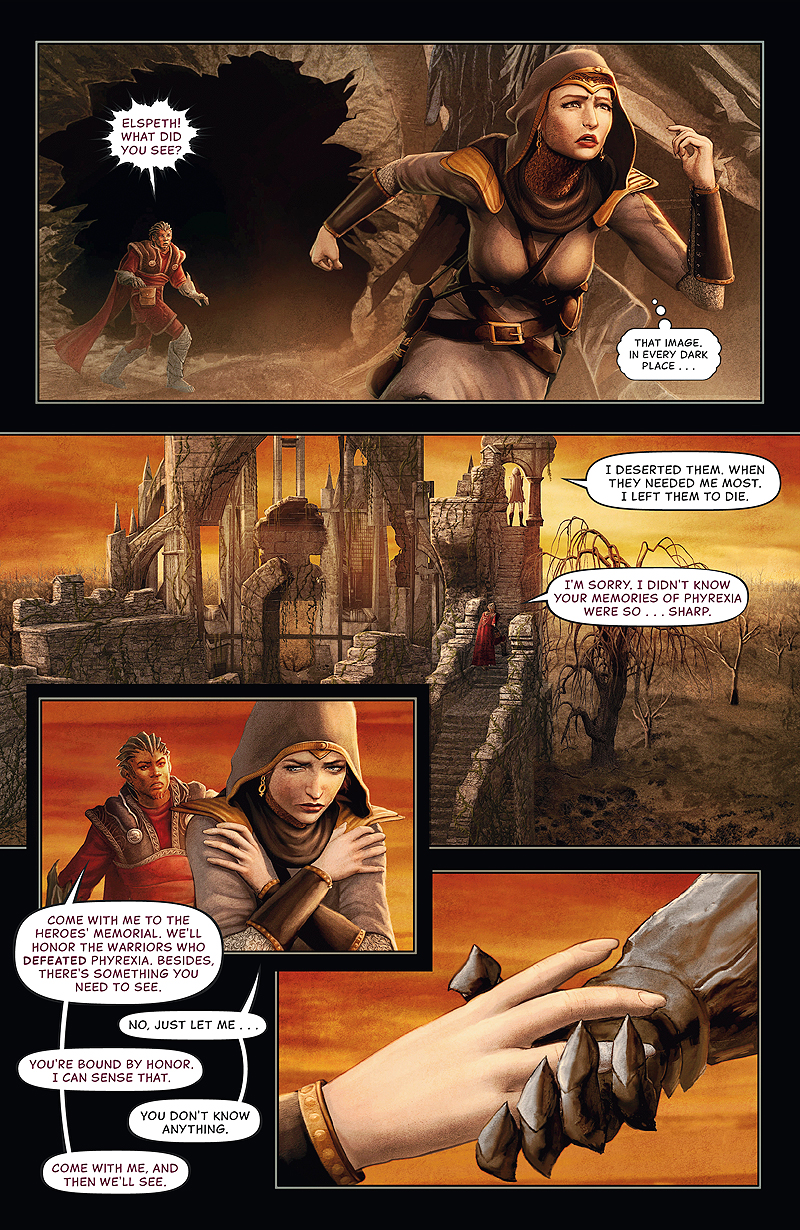 Gathering Forces, Part 2: Page 6