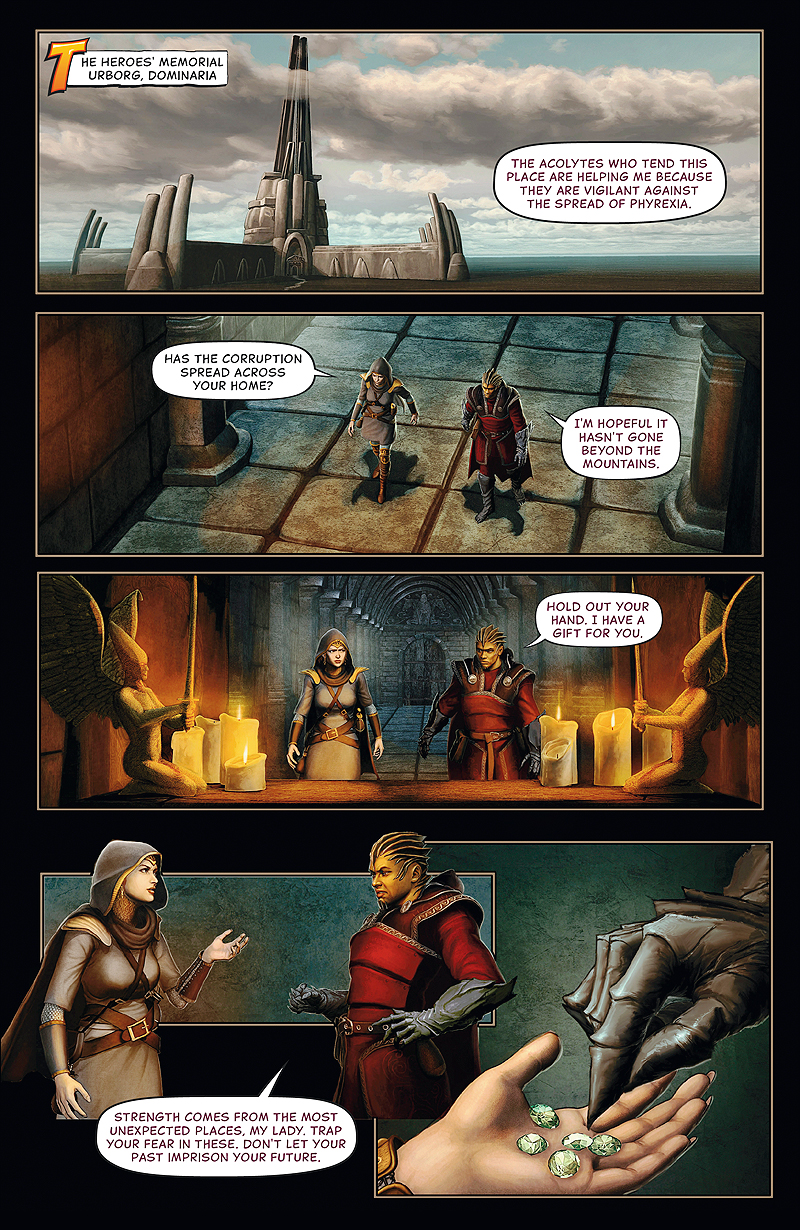 Gathering Forces, Part 2: Page 7