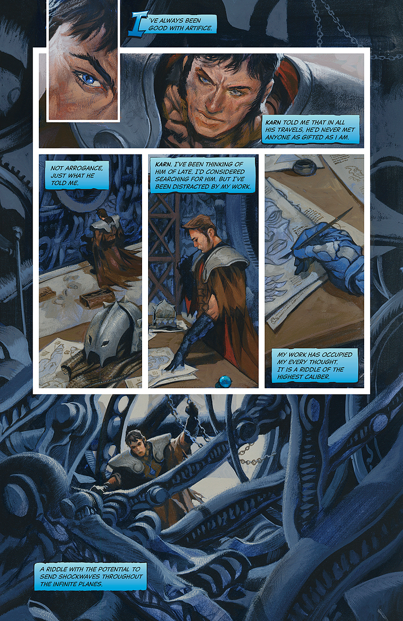 Gathering Forces, Part 3: Page 2