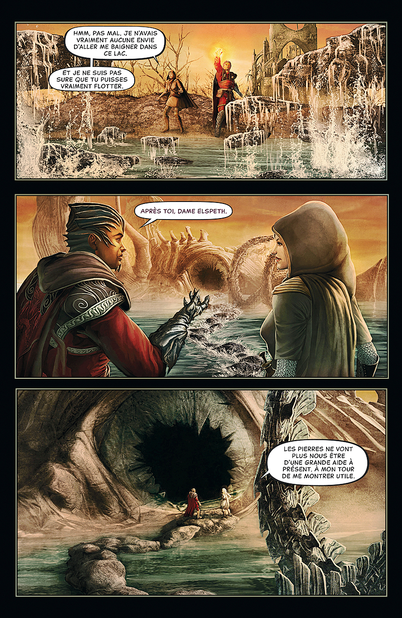 Gathering Forces, Part 2: Page 4