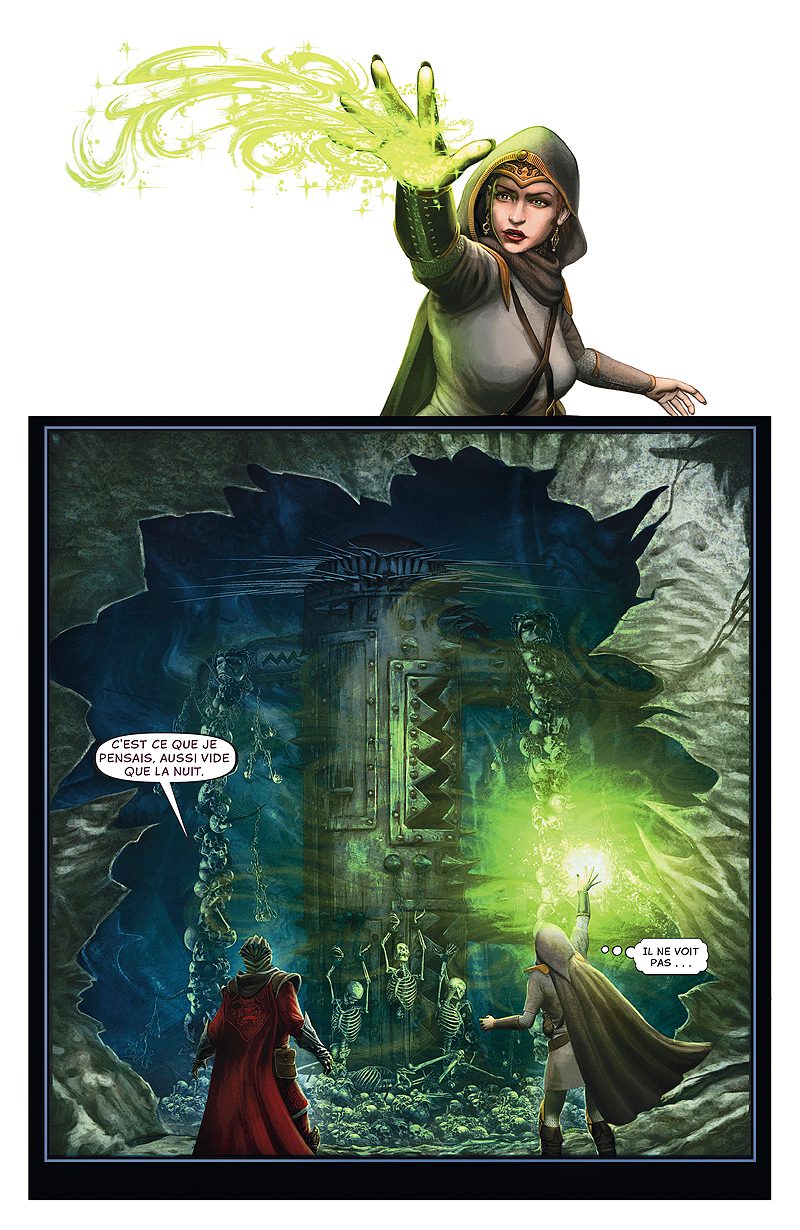 Gathering Forces, Part 2: Page 5