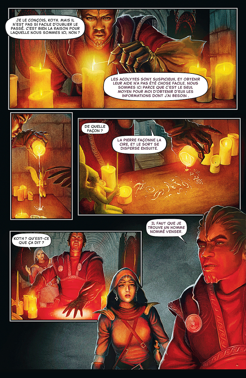 Gathering Forces, Part 2: Page 8