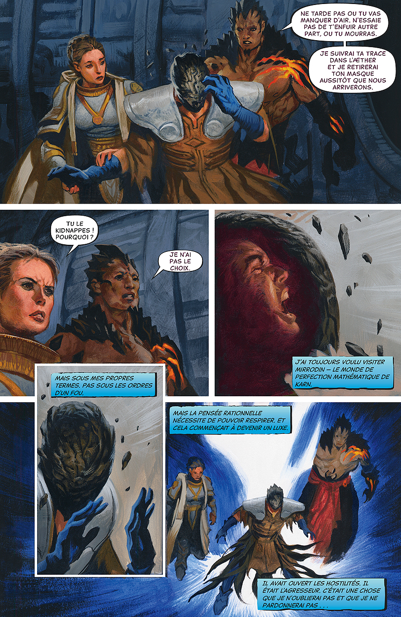 Gathering Forces, Part 3: Page 7